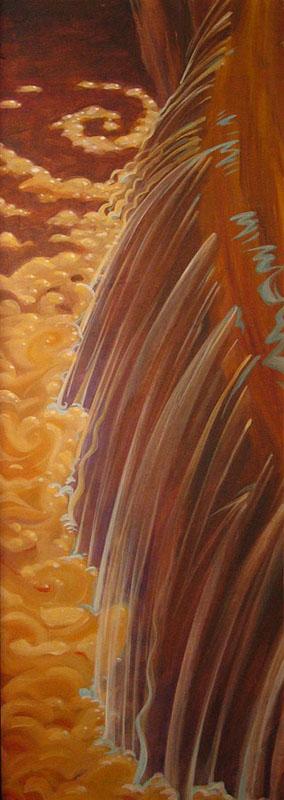 Curtain Falls