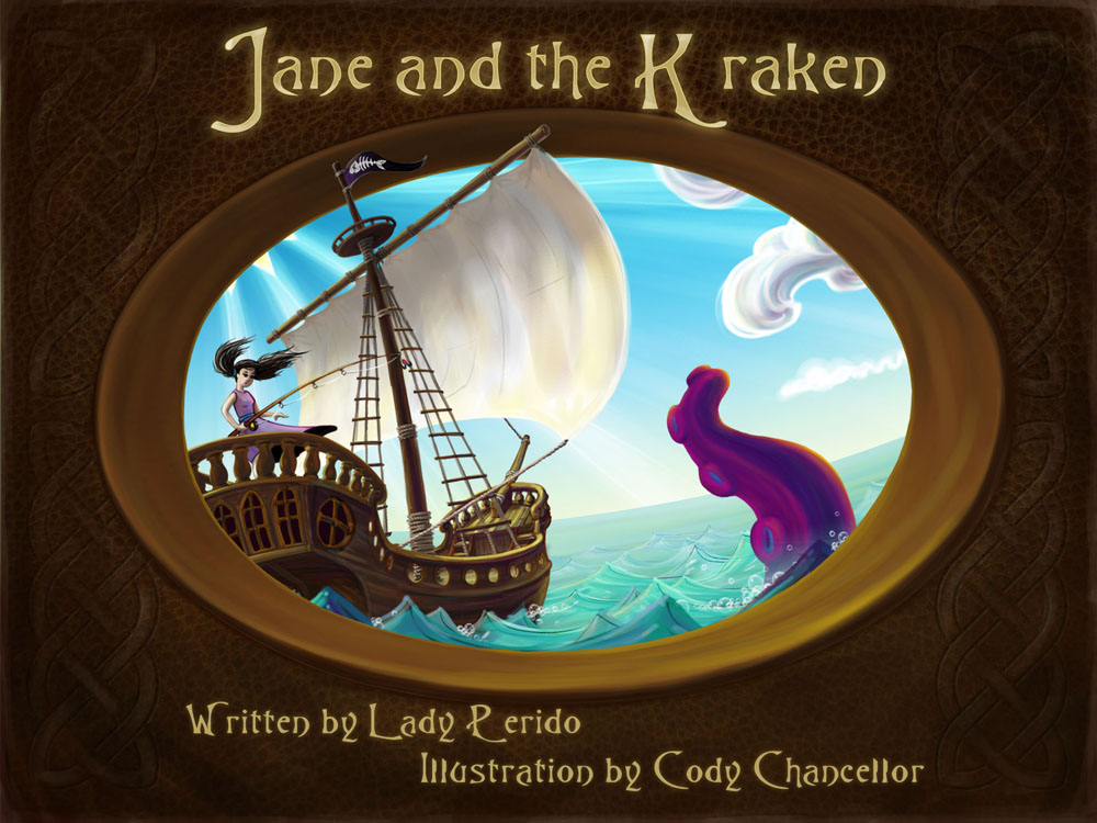 Jane and the Kraken